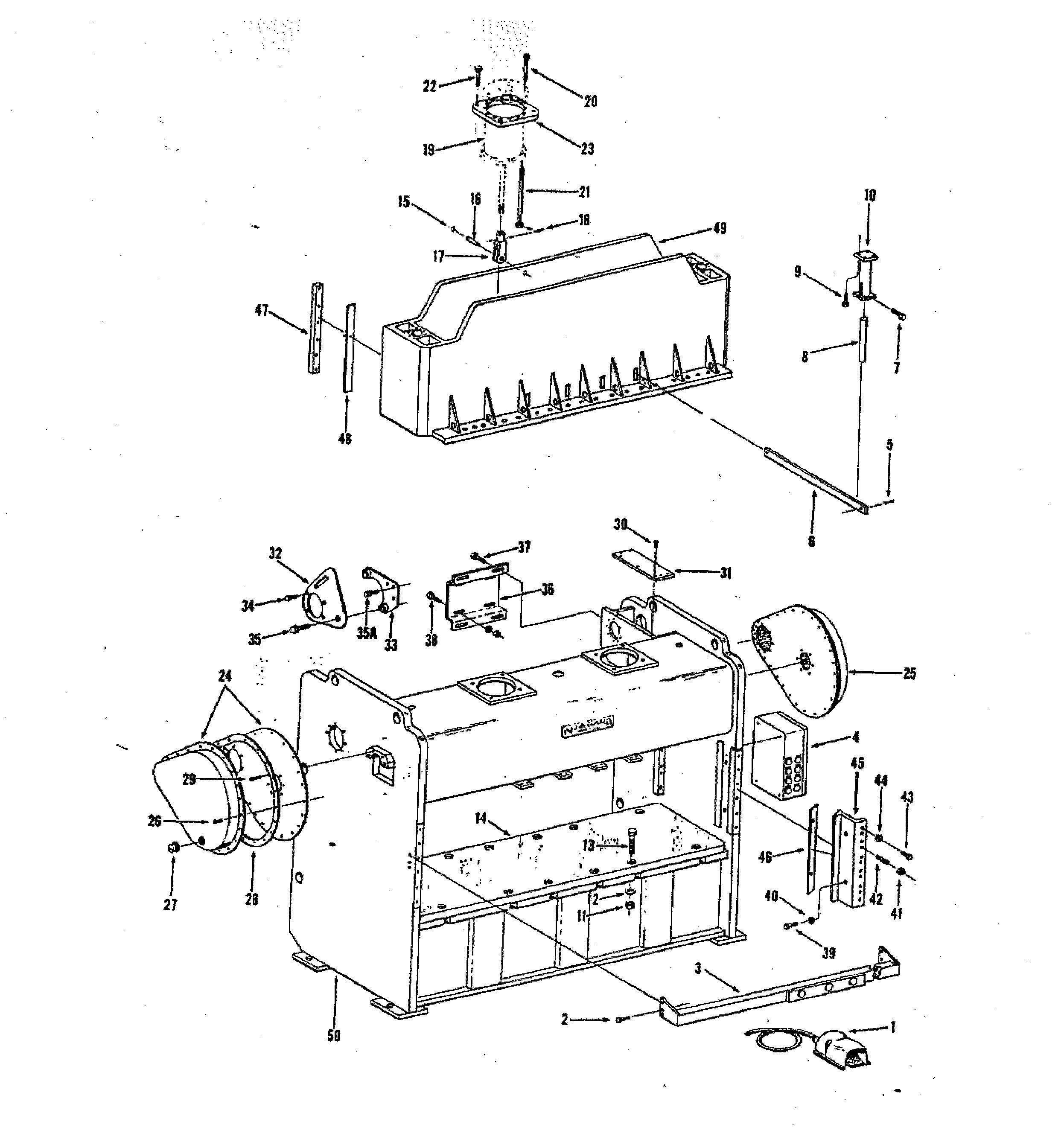 series pn 120 - 150 ton - form b-16