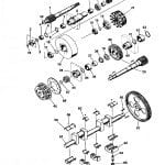 Double Geared Single End Drive Form A-13-N