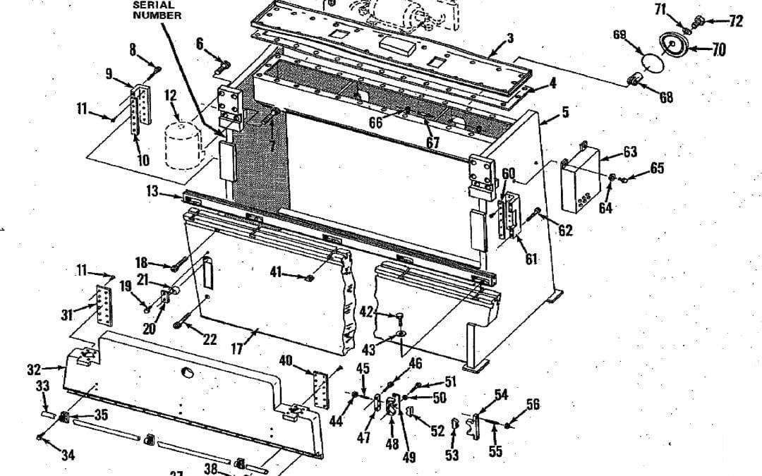 Series HD 175 to 300 Ton – Form B-9-C
