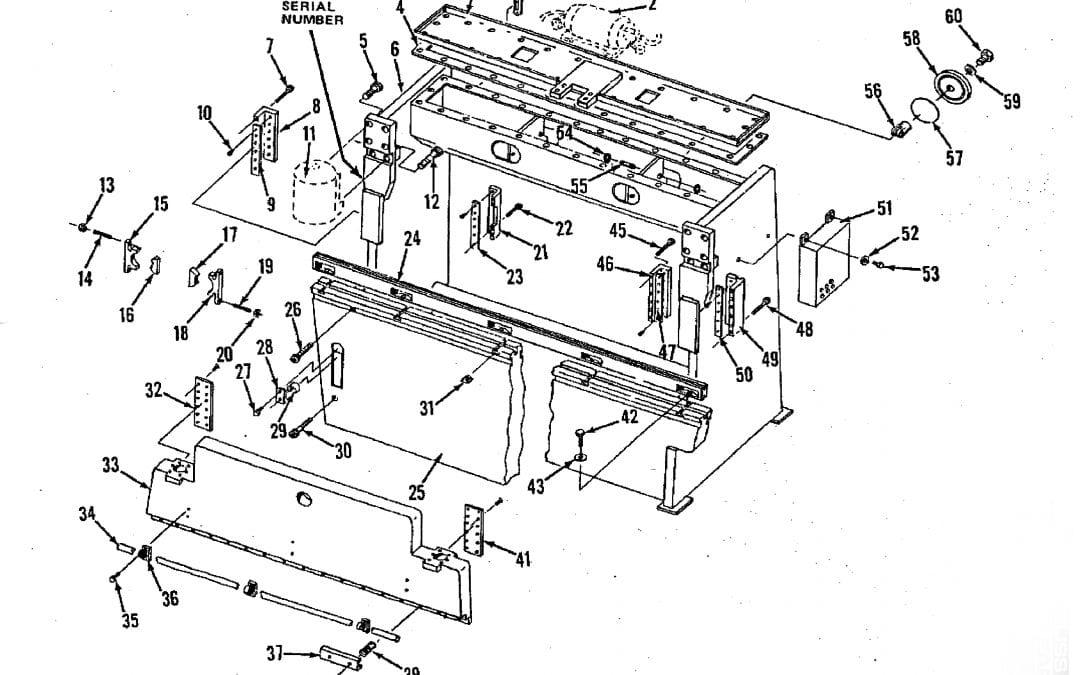 Series HD 400 Ton Larger – Form B-11-B