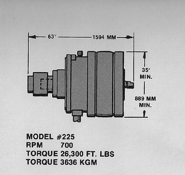 Torc-Pac 225-250