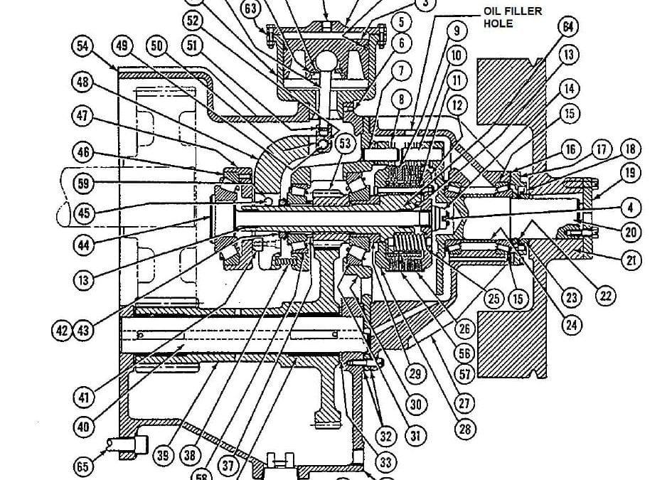 Clearing 22 Ton OBI Press – Torc Pac